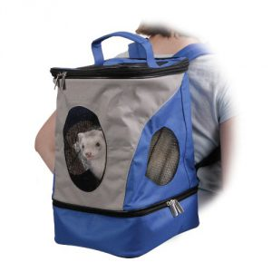 ferret backpack
