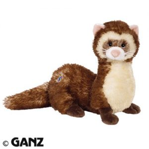 Ferret Stuffed Animals