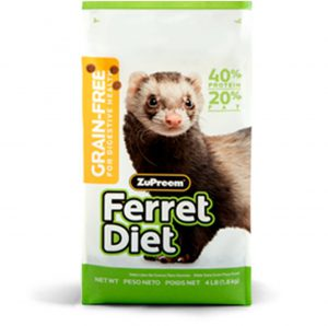 Zupreem Ferret Food Review