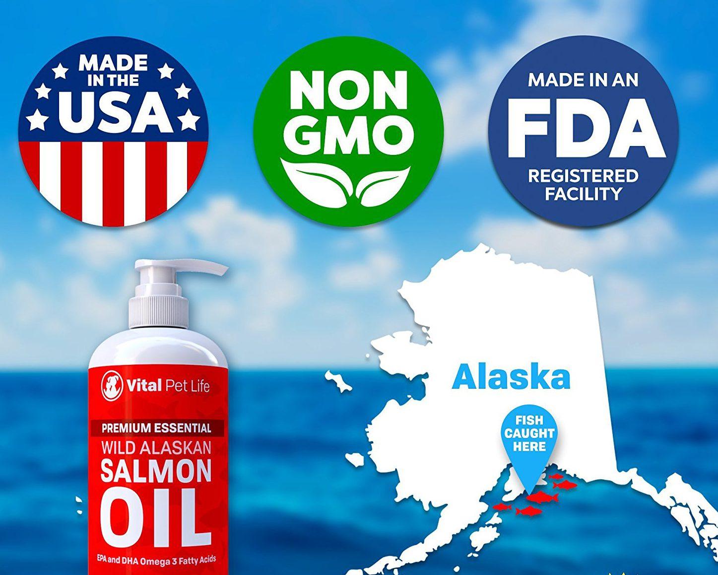 wild alaskan salmon oil--Good For Ferrets?