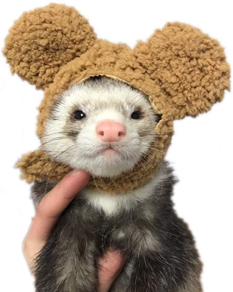 Halloween Ferret Costume Hats